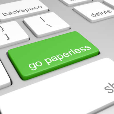 Can You Save Money from Going Paperless?